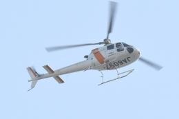 500さんが、自宅上空で撮影した東邦航空 AS350B2 Ecureuilの航空フォト(飛行機 写真・画像)