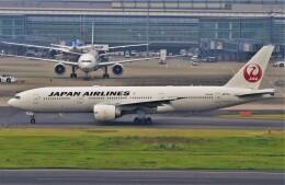 鉄バスさんが、羽田空港で撮影した日本航空 777-246/ERの航空フォト(飛行機 写真・画像)