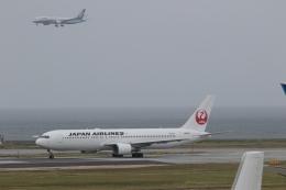 GNPさんが、那覇空港で撮影した日本航空 767-346/ERの航空フォト(飛行機 写真・画像)