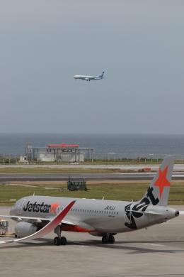GNPさんが、那覇空港で撮影したジェットスター・ジャパン A320-232の航空フォト(飛行機 写真・画像)