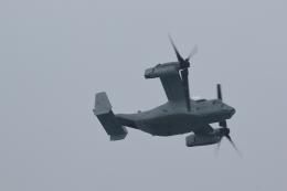 GNPさんが、嘉手納飛行場で撮影したアメリカ海兵隊 MV-22Bの航空フォト(飛行機 写真・画像)