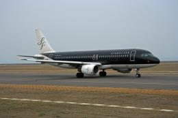 tsubameさんが、北九州空港で撮影したスターフライヤー A320-214の航空フォト(飛行機 写真・画像)