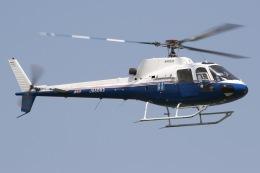 きりしまさんが、東京ヘリポートで撮影した東邦航空 AS350B Ecureuilの航空フォト(飛行機 写真・画像)