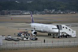 tsubameさんが、福岡空港で撮影したマカオ航空 A321-231の航空フォト(飛行機 写真・画像)