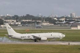 GNPさんが、嘉手納飛行場で撮影したアメリカ海軍 P-8A (737-8FV)の航空フォト(飛行機 写真・画像)