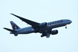 航空フォト:A7-BFO カタール航空カーゴ 777-200