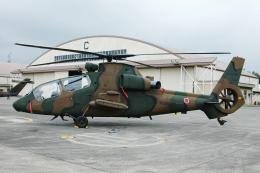 チャーリーマイクさんが、立川飛行場で撮影した陸上自衛隊 OH-1の航空フォト(飛行機 写真・画像)