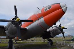 SYさんが、浜松基地で撮影した航空自衛隊 C-46A-50-CUの航空フォト(飛行機 写真・画像)