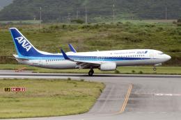 planetさんが、石垣空港で撮影した全日空 737-881の航空フォト(飛行機 写真・画像)
