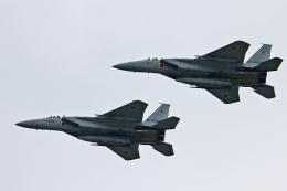 スカルショットさんが、防府北基地で撮影した航空自衛隊 F-15J Eagleの航空フォト(飛行機 写真・画像)