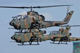 スカルショットさんが、明野駐屯地で撮影した陸上自衛隊 AH-1Sの航空フォト(飛行機 写真・画像)