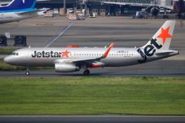▲®さんが、羽田空港で撮影したジェットスター・ジャパン A320-232の航空フォト(飛行機 写真・画像)