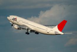 リゾッチャ(紫)さんが、羽田空港で撮影した日本航空 A300B4-622Rの航空フォト(飛行機 写真・画像)