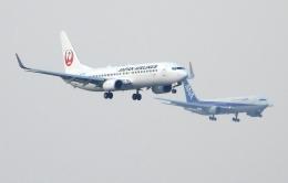 チャレンジャーさんが、羽田空港で撮影した全日空 767-381/ERの航空フォト(飛行機 写真・画像)