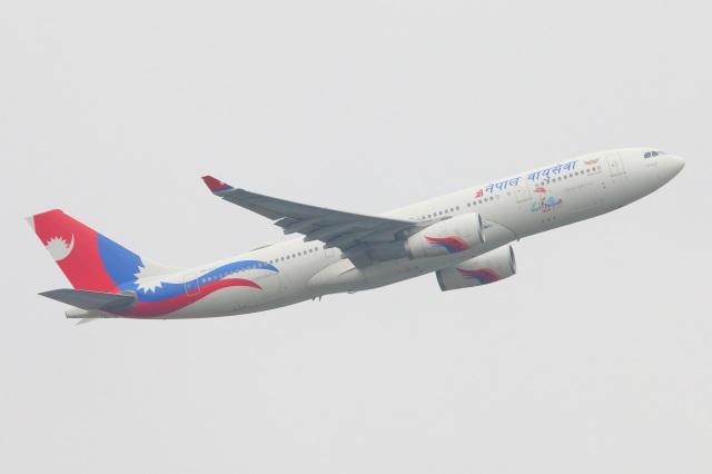 S.Hayashiさんが、成田国際空港で撮影したネパール航空 A330-243の航空フォト(飛行機 写真・画像)
