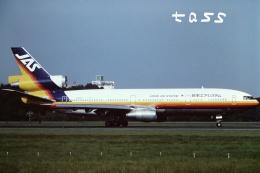 tassさんが、成田国際空港で撮影した日本エアシステム DC-10-30の航空フォト(飛行機 写真・画像)