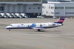 なごやんさんが、中部国際空港で撮影したアイベックスエアラインズ CL-600-2C10 Regional Jet CRJ-702ERの航空フォト(飛行機 写真・画像)