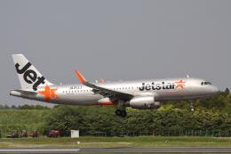 赤ちんさんが、成田国際空港で撮影したジェットスター・ジャパン A320-232の航空フォト(飛行機 写真・画像)