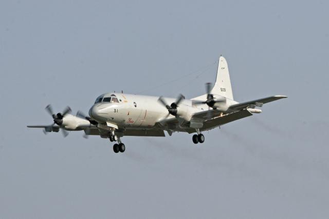 tsubameさんが、福岡空港で撮影した海上自衛隊 P-3Cの航空フォト(飛行機 写真・画像)