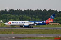 やまモンさんが、成田国際空港で撮影したエアカラン A330-941の航空フォト(飛行機 写真・画像)