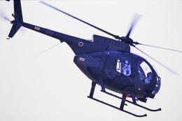 チャーリーマイクさんが、目達原駐屯地で撮影した陸上自衛隊 OH-6Dの航空フォト(飛行機 写真・画像)
