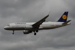航空フォト:D-AIUK ルフトハンザドイツ航空 A320