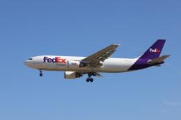 OS52さんが、成田国際空港で撮影したフェデックス・エクスプレス A300F4-605Rの航空フォト(飛行機 写真・画像)