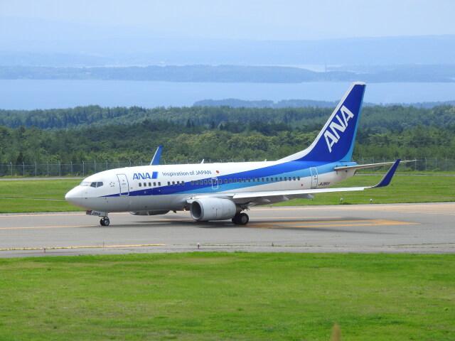 musaeru25cさんが、能登空港で撮影した全日空 737-781の航空フォト(飛行機 写真・画像)