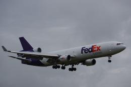 JA8037さんが、成田国際空港で撮影したフェデックス・エクスプレス MD-11Fの航空フォト(飛行機 写真・画像)