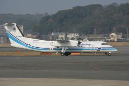 tsubameさんが、福岡空港で撮影した海上保安庁 DHC-8-315Q MPAの航空フォト(飛行機 写真・画像)