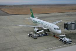 tsubameさんが、佐賀空港で撮影した春秋航空 A320-214の航空フォト(飛行機 写真・画像)