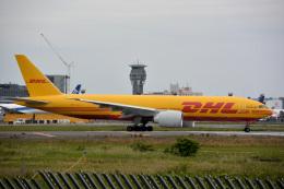 アルビレオさんが、成田国際空港で撮影したアエロ・ロジック 777-FZNの航空フォト(飛行機 写真・画像)