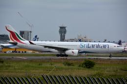 アルビレオさんが、成田国際空港で撮影したスリランカ航空 A330-343Xの航空フォト(飛行機 写真・画像)