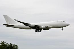 アルビレオさんが、成田国際空港で撮影したアトラス航空 747-4KZF/SCDの航空フォト(飛行機 写真・画像)