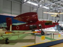 FT51ANさんが、小松空港で撮影した日本法人所有 PC-6/B2-H2 Turbo-Porterの航空フォト(飛行機 写真・画像)