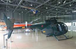 FT51ANさんが、小松空港で撮影した陸上自衛隊 OH-6Jの航空フォト(飛行機 写真・画像)