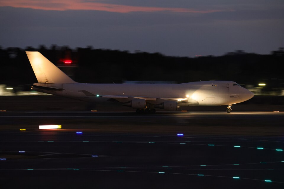 OS52さんのアトラス航空 Boeing 747-400 (N405KZ) 航空フォト