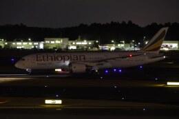 OS52さんが、成田国際空港で撮影したエチオピア航空 787-8 Dreamlinerの航空フォト(飛行機 写真・画像)