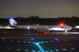 OS52さんが、成田国際空港で撮影した日本貨物航空 747-8KZF/SCDの航空フォト(飛行機 写真・画像)