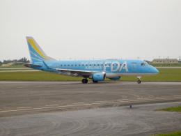 ノリださんが、宮古空港で撮影したフジドリームエアラインズ ERJ-170-100 (ERJ-170STD)の航空フォト(飛行機 写真・画像)
