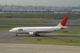れぐぽよさんが、羽田空港で撮影した日本航空 A300B4-622Rの航空フォト(飛行機 写真・画像)