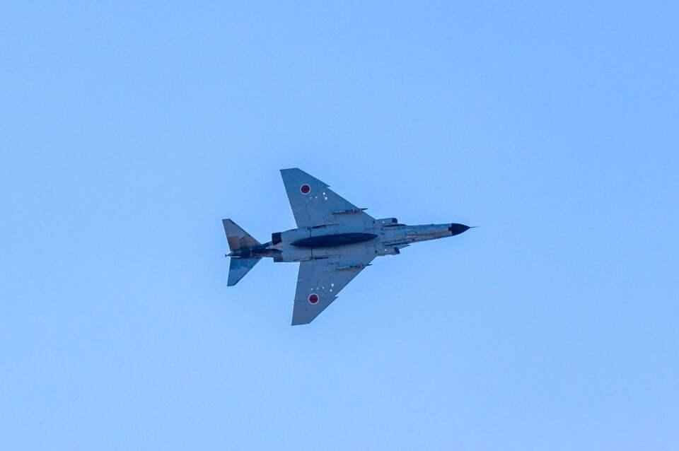 平凡なおっちゃんさんの航空自衛隊 McDonnell Douglas F-4EJ Phantom II (17-8301) 航空フォト