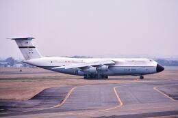 パール大山さんが、横田基地で撮影したアメリカ空軍 C-5A Galaxyの航空フォト(飛行機 写真・画像)