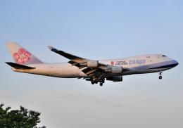 雲霧さんが、成田国際空港で撮影したチャイナエアライン 747-409F/SCDの航空フォト(飛行機 写真・画像)