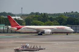やまモンさんが、成田国際空港で撮影したエア・インディア 787-8 Dreamlinerの航空フォト(飛行機 写真・画像)