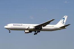 hiroki_h2さんが、成田国際空港で撮影したビジネスエアー 767-383/ERの航空フォト(飛行機 写真・画像)
