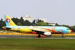 hiroki_h2さんが、成田国際空港で撮影した中国東方航空 A320-214の航空フォト(飛行機 写真・画像)