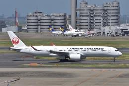 qooさんが、羽田空港で撮影した日本航空 A350-941の航空フォト(飛行機 写真・画像)