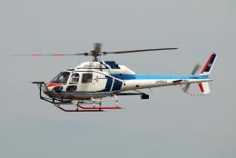 なごやんさんが、名古屋飛行場で撮影した中日本航空 AS355F2 Ecureuil 2の航空フォト(飛行機 写真・画像)