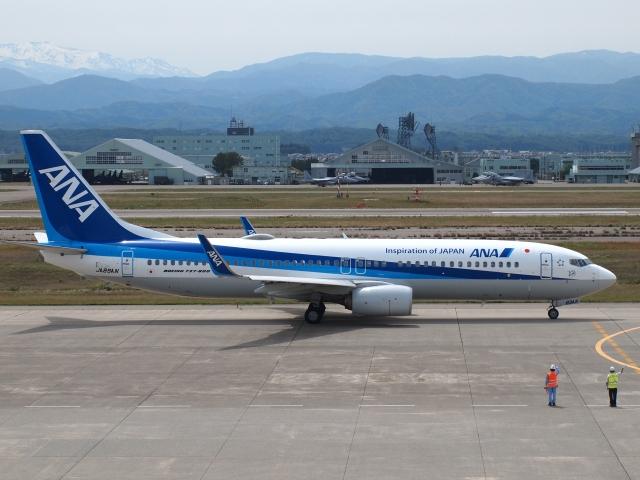 航空フォト:JA89AN 全日空 737-800